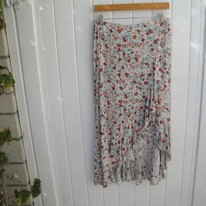 Urban Outfitters Dress Forum Floral Skirt Large